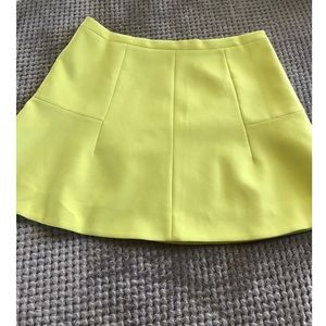 NWT J. Crew A Line Fit Skirt Size 14